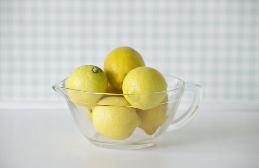 Zitroneneis zack! selbst gemacht