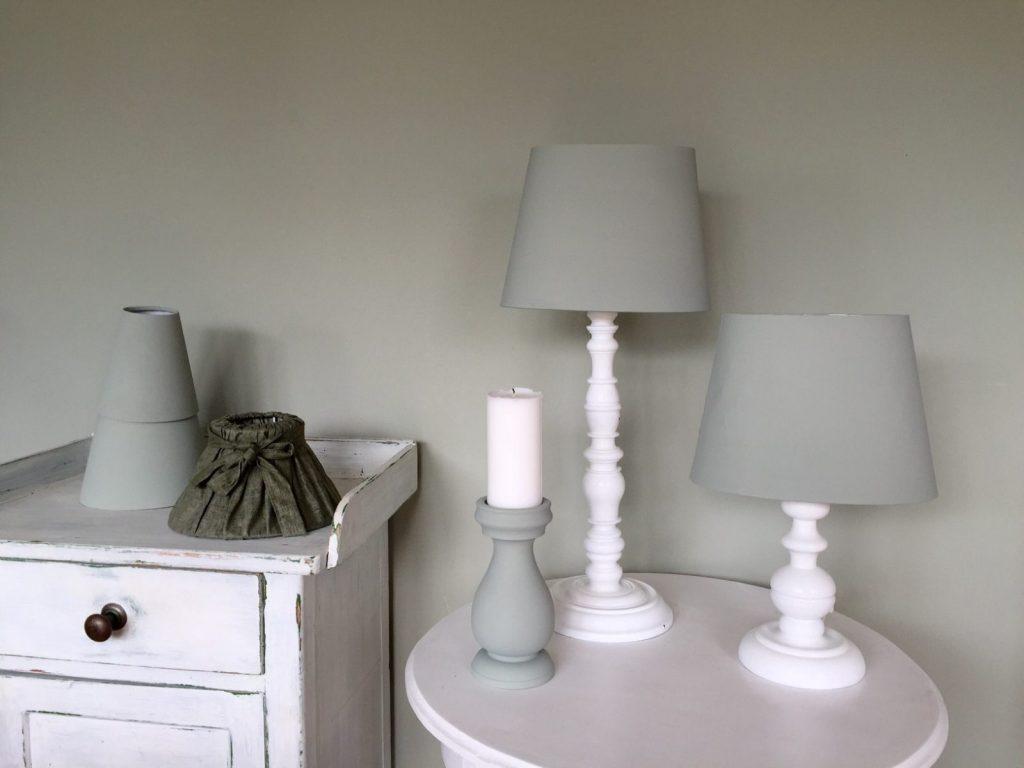 lampenschirme in allen farben sind schnell gemacht martina goernemanns raumseele blog. Black Bedroom Furniture Sets. Home Design Ideas