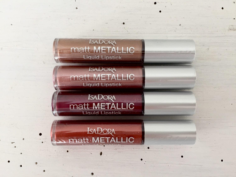 Lippenstift – Test, die Erste!